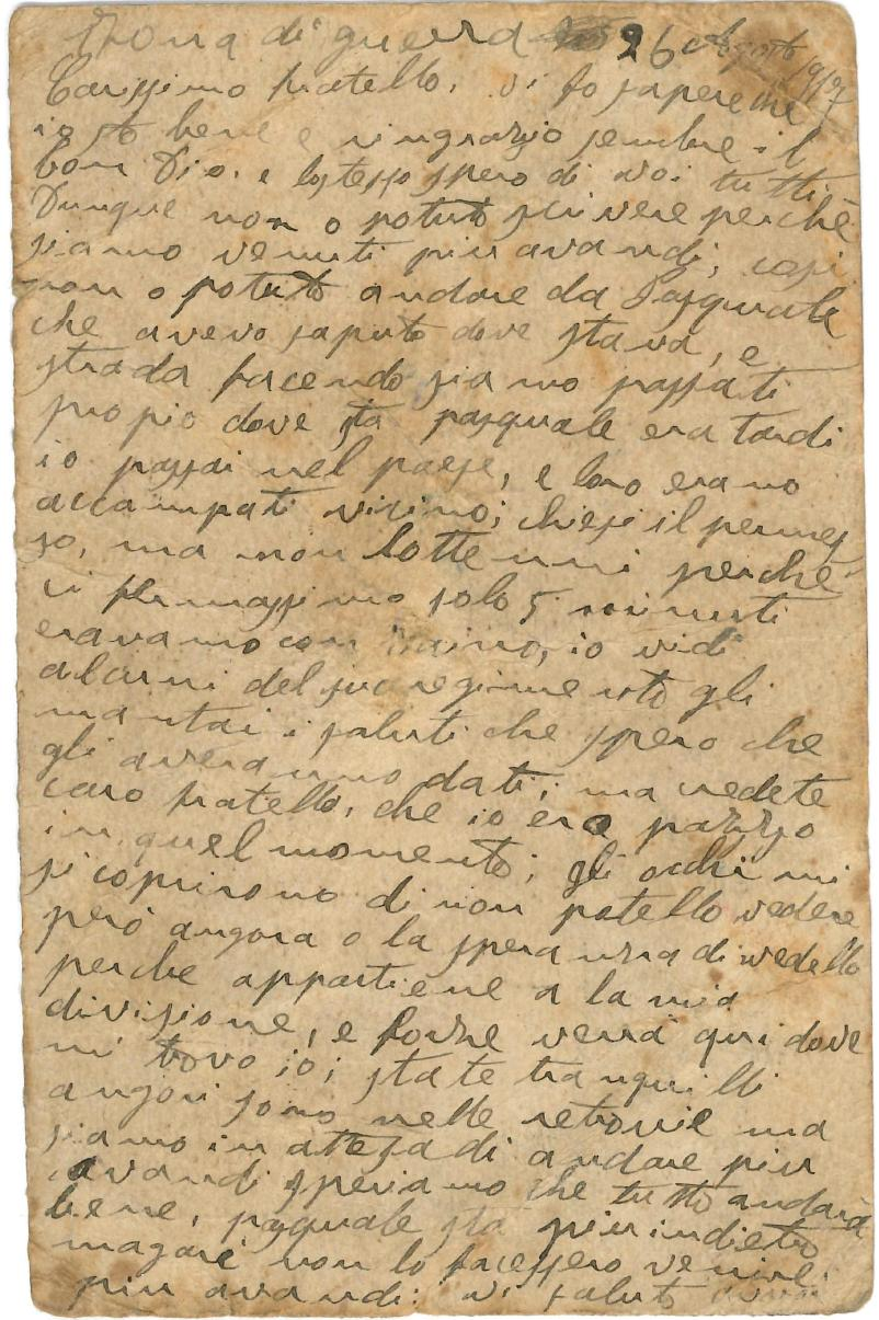 lettera Angelini A