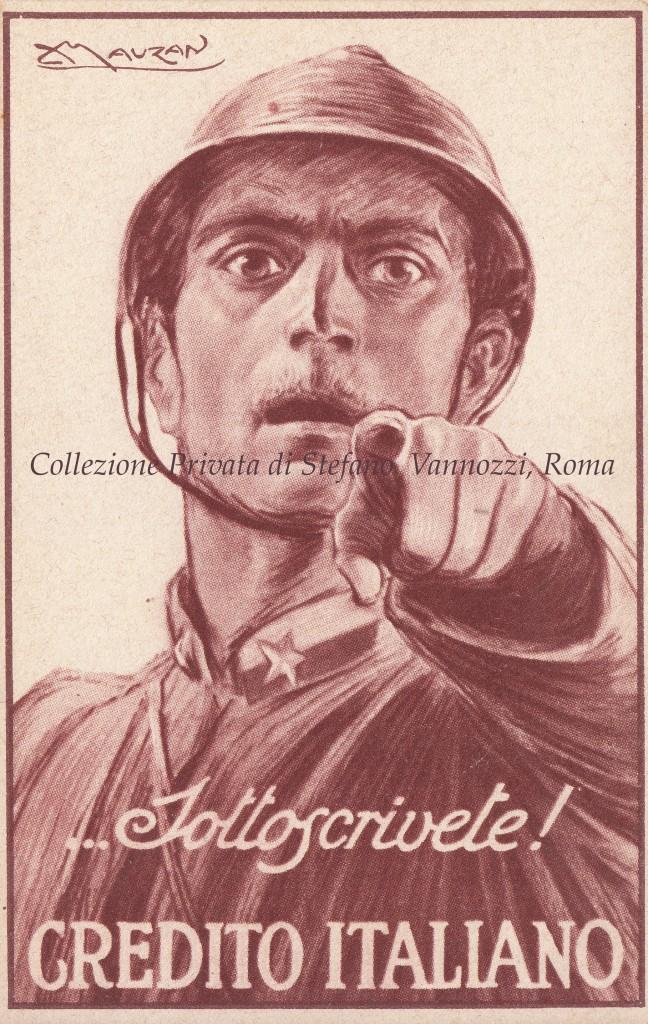 GRANDE GUERRA cartoline prestito nazionale collezione privata Stefano Vannozzi, Roma